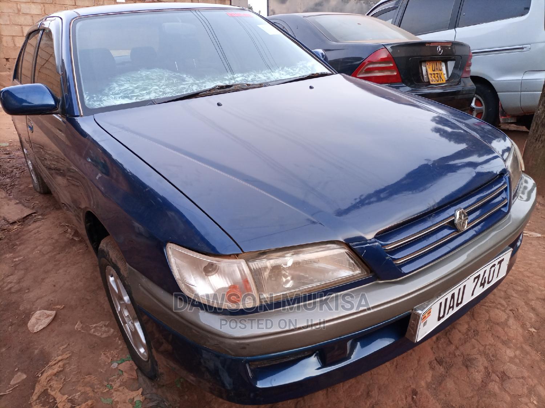 Toyota Premio 1996 Blue