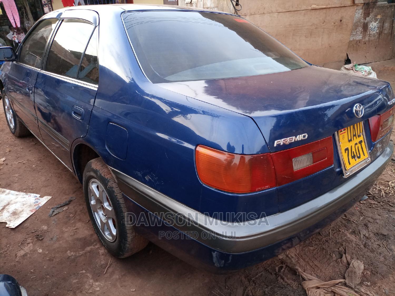 Toyota Premio 1996 Blue   Cars for sale in Kampala, Central Region, Uganda