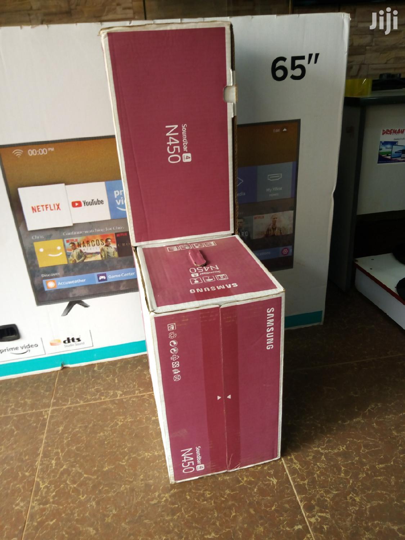 N450 Samsung Sound Bar