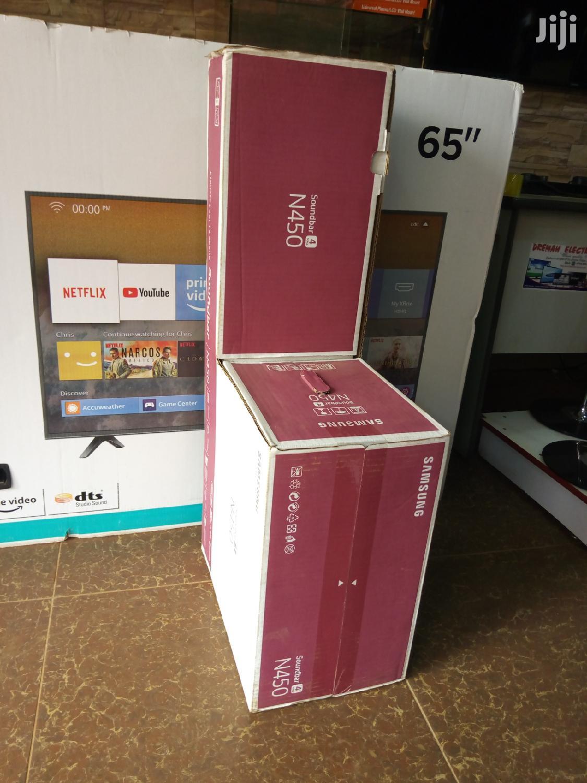 N450 Samsung Sound Bar | Audio & Music Equipment for sale in Kampala, Central Region, Uganda