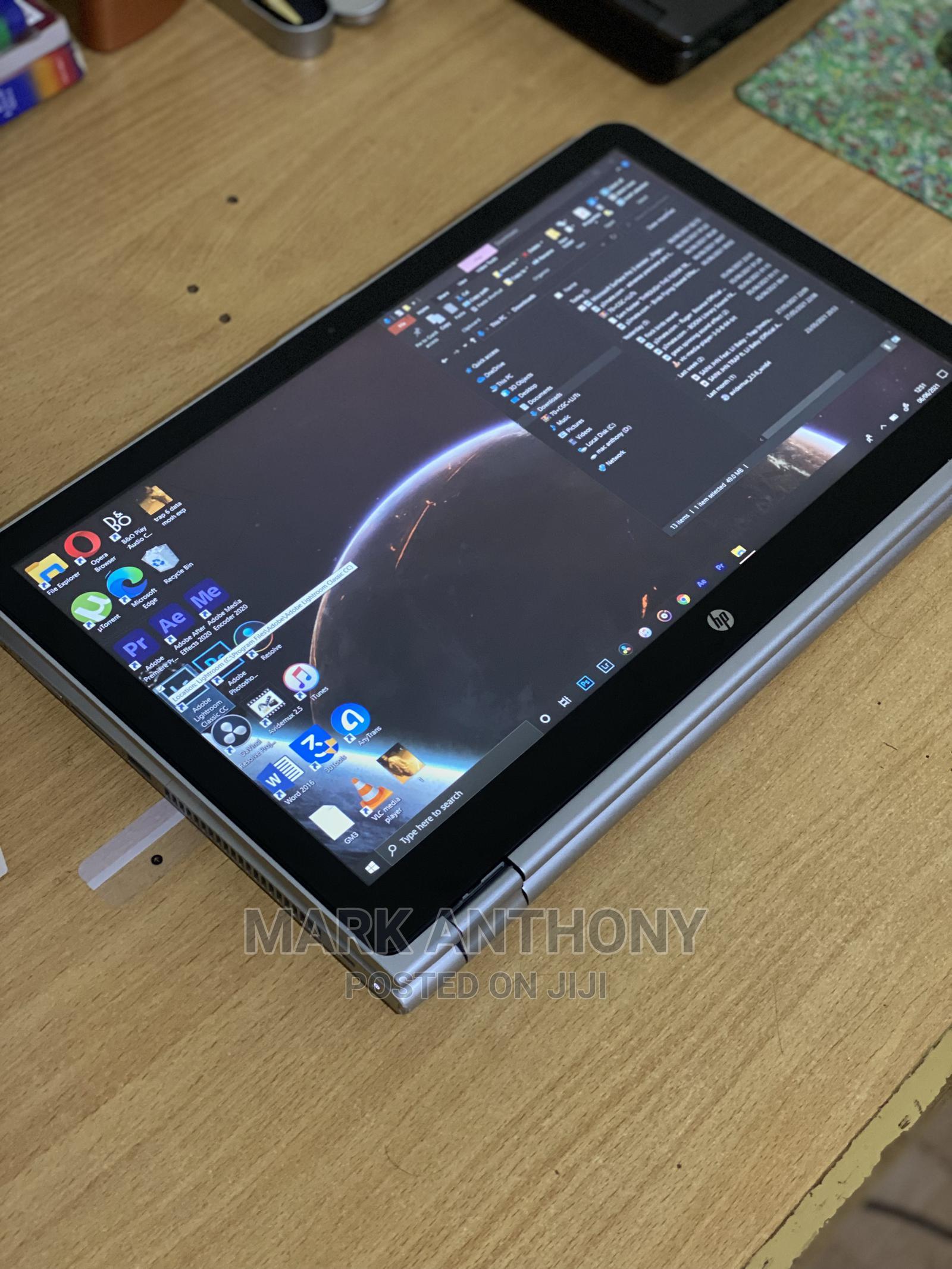 Laptop HP Pavilion X360 8GB Intel Core I5 256GB