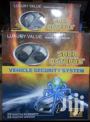 Vehicle Security System