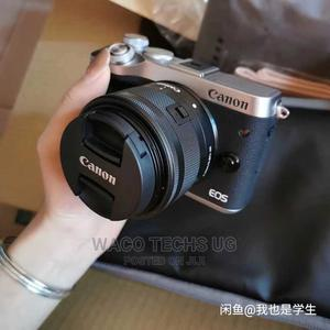 Canon Mirrorless Camera [EOS M6 Mark II] | Photo & Video Cameras for sale in Central Region, Kampala