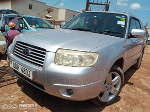 Subaru Forester 2007 Silver   Cars for sale in Central Region, Kampala