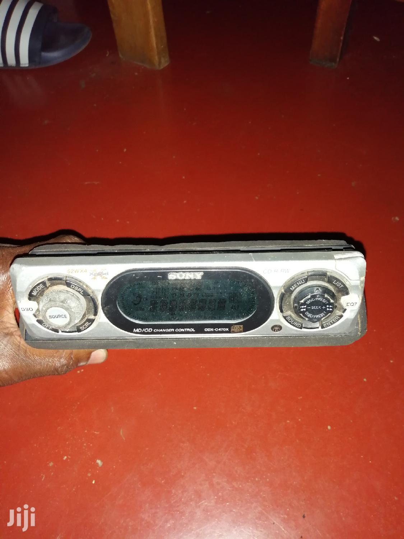 Sony Car Radio   Vehicle Parts & Accessories for sale in Kampala, Central Region, Uganda