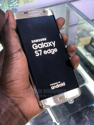 Samsung Galaxy S7 edge 32 GB Gold | Mobile Phones for sale in Eastern Region, Jinja