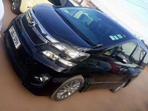Toyota Alphard 2012 Black | Cars for sale in Central Region, Kampala