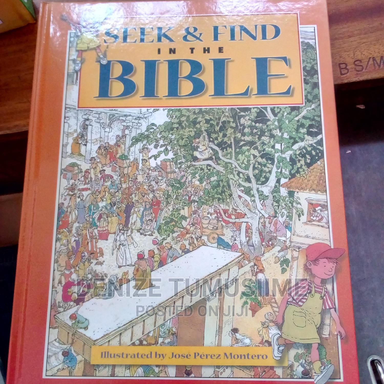 Seek and Find Bible   Books & Games for sale in Kampala, Central Region, Uganda