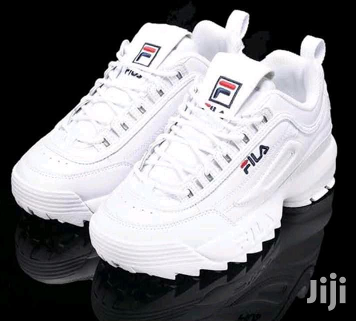 Archive: Brand New Fila Shoes