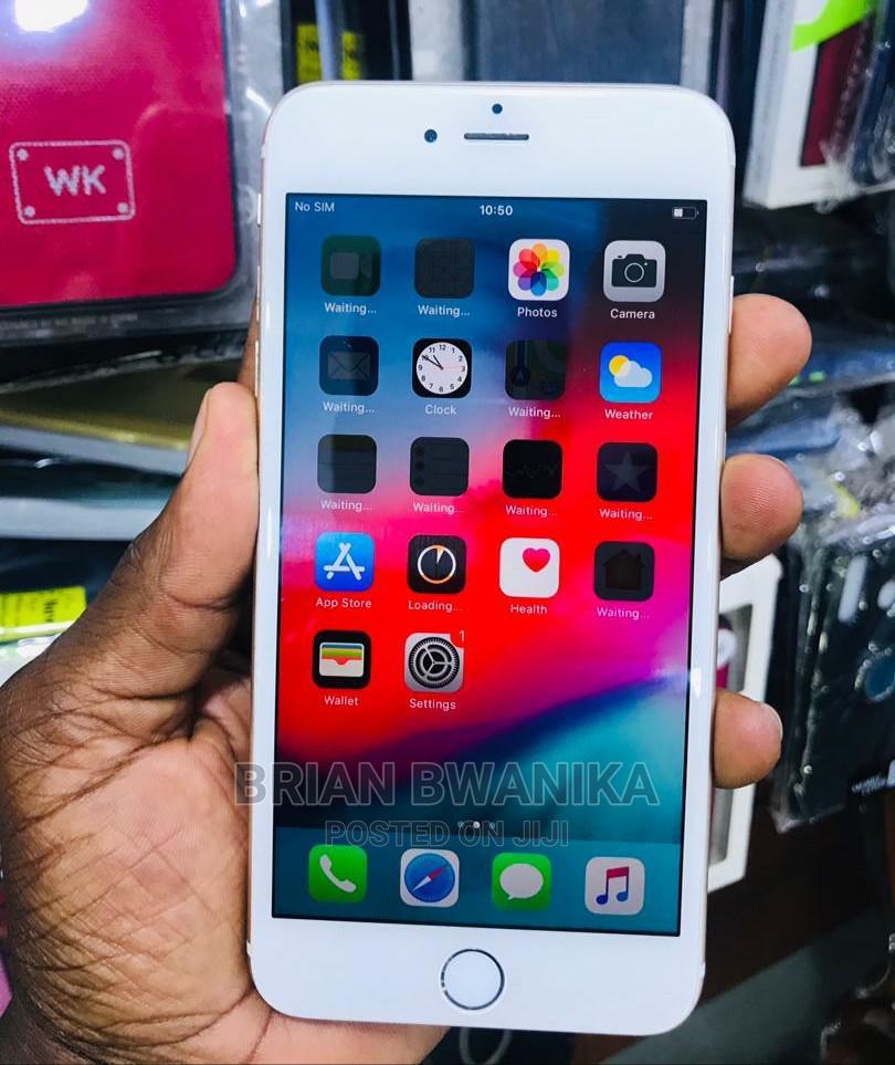 Apple iPhone 6 Plus 64 GB Silver | Mobile Phones for sale in Mbale, Eastern Region, Uganda