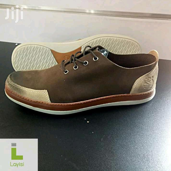 Archive: WG Timberland Shoes for Men Original .Pure Leather and Rubber Out Sole