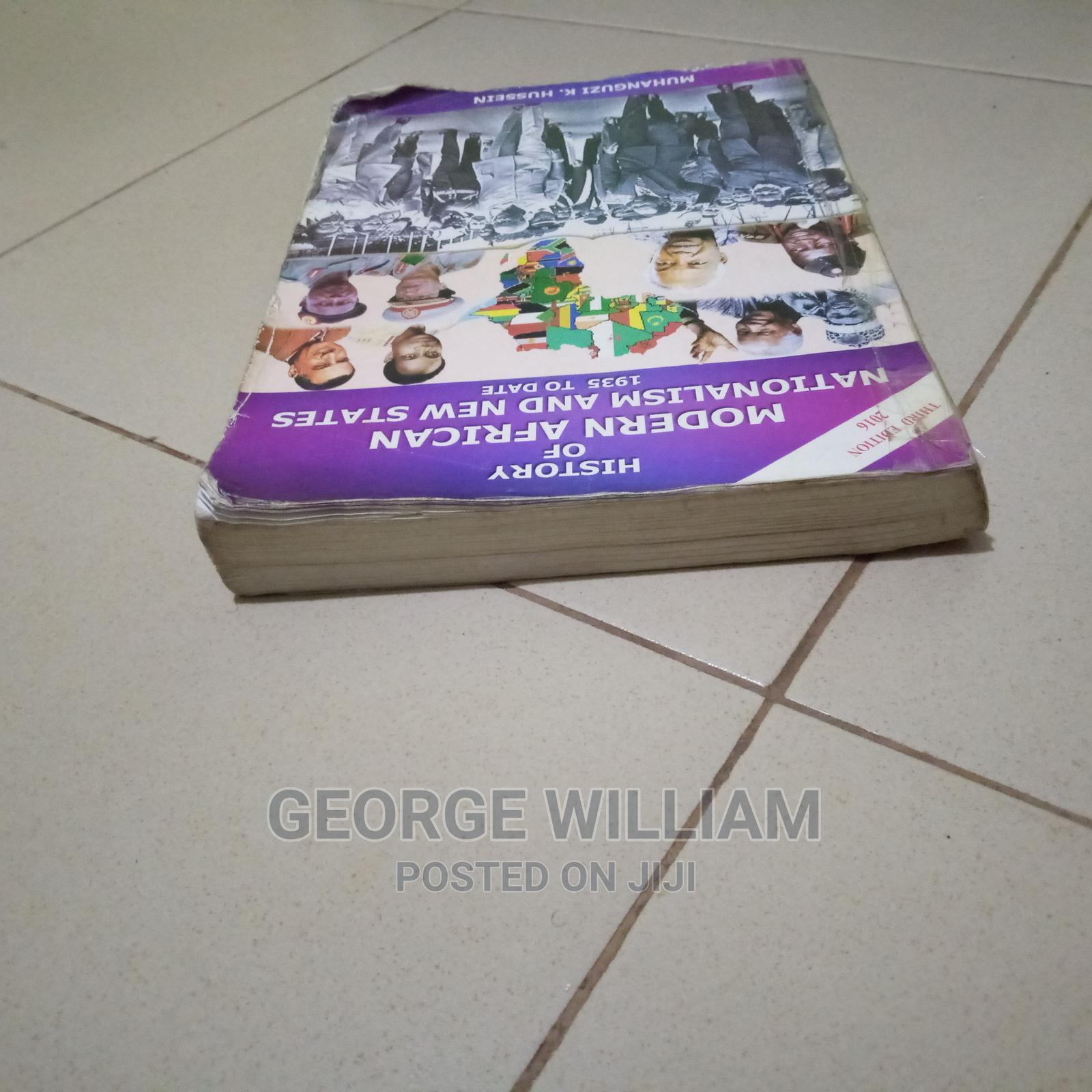 History of Modern African Nationalism and New States | Books & Games for sale in Kampala, Central Region, Uganda