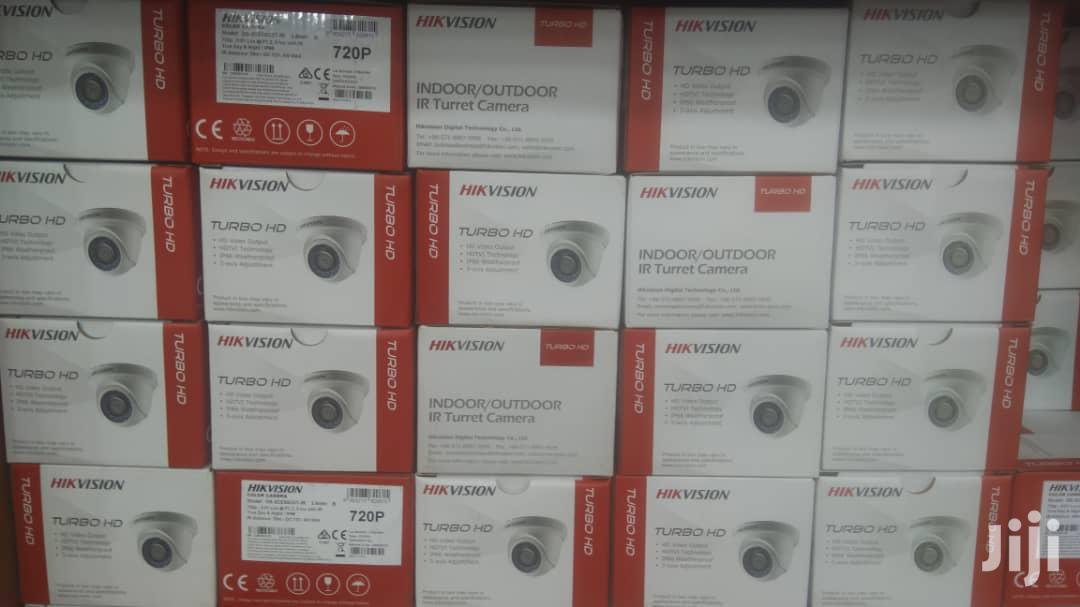 Archive: Hik Vison 720P Dome Camera