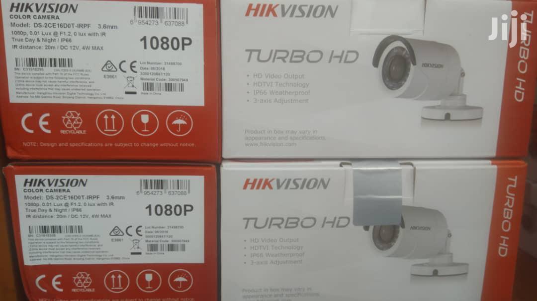 Archive: Hikvison 1080P Bullet Camera