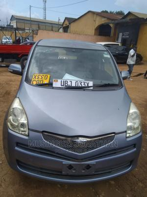 Toyota Ractis 2008 Gray   Cars for sale in Central Region, Mukono