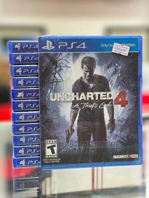 Uncharted 4 Ps4 Game | Video Games for sale in Central Region, Kampala