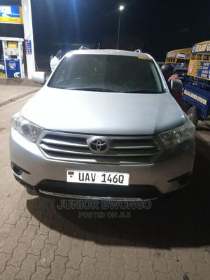 Toyota Kluger 2008 Silver | Cars for sale in Central Region, Kampala