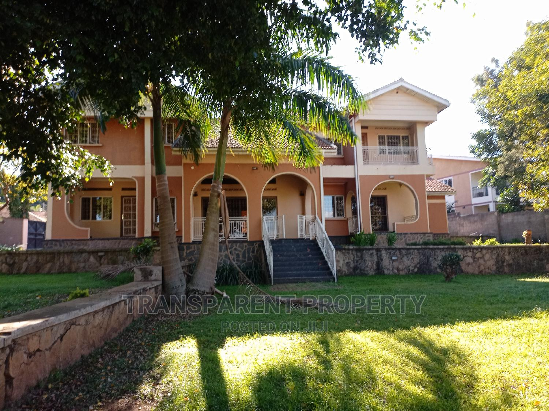 5bdrm Mansion in Kampala for Rent