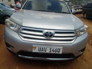 Toyota Kluger 2013 Silver | Cars for sale in Central Region, Kampala