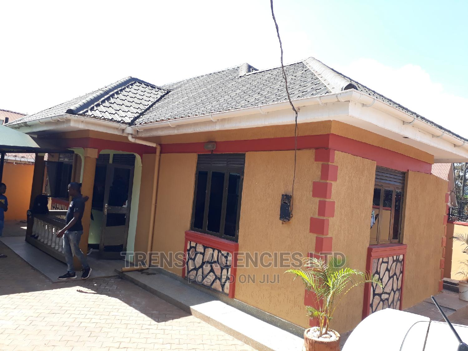 2bdrm House in Lugala, Kampala for Rent