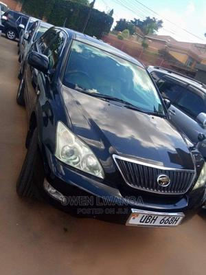 New Toyota Harrier 2008 Black | Cars for sale in Central Region, Kampala