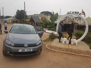 Volkswagen Golf 2012 Gray | Cars for sale in Central Region, Kampala