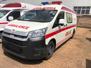 Toyota Hiace Ambulance 2020   Buses & Microbuses for sale in Central Region, Kampala