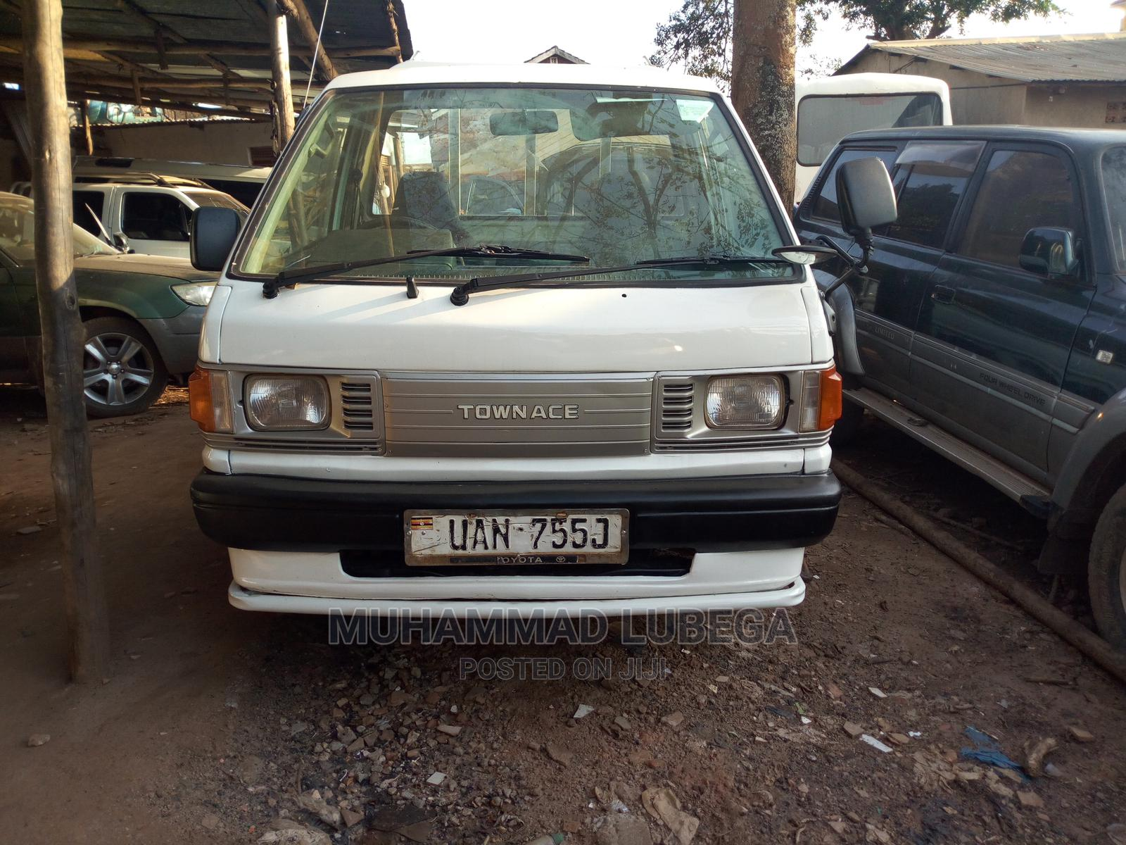 Archive: Toyota Townace