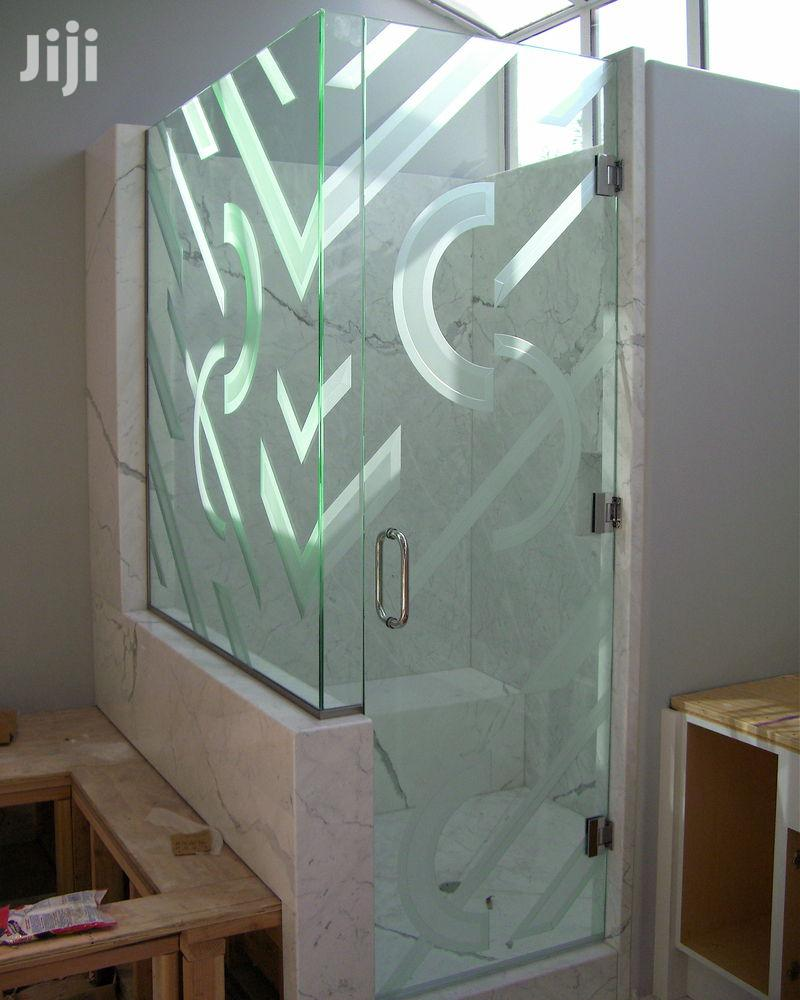 Glass Shower Cabin | Manufacturing Services for sale in Kampala, Central Region, Uganda