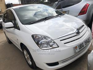 Toyota Corolla Spacio 2005 White   Cars for sale in Central Region, Kampala
