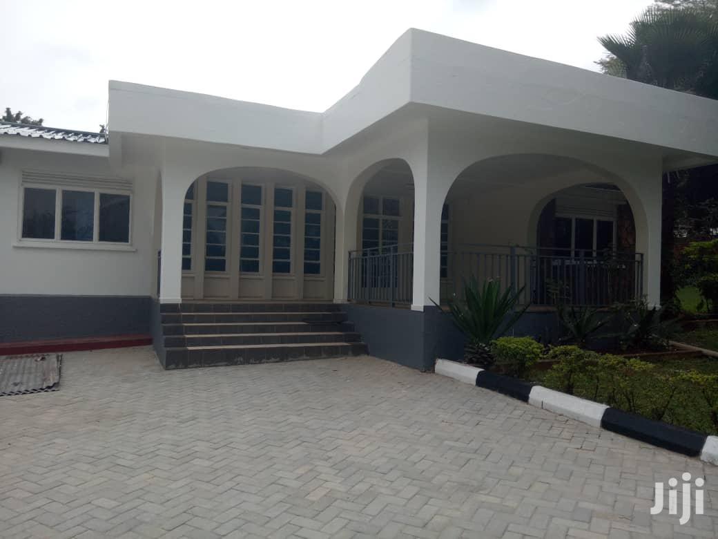 Four Bedroom House In Kololo For Rent