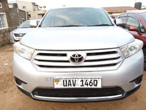 Toyota Kluger 2011 Silver | Cars for sale in Central Region, Kampala