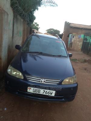 Toyota Corolla Spacio 2000 Blue   Cars for sale in Central Region, Kampala
