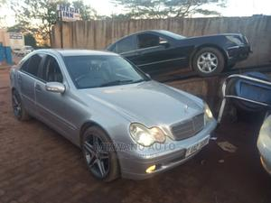Mercedes-Benz C180 2004 Silver   Cars for sale in Central Region, Kampala