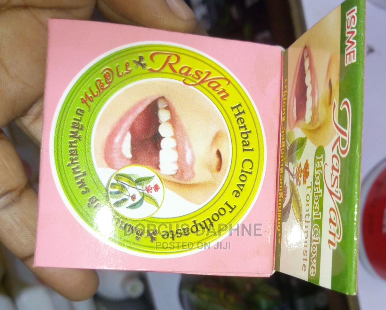 Archive: Rasyan Herbal Clove Toothpaste