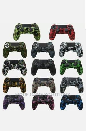 Silicone Rubber Covers for Ps4   Accessories & Supplies for Electronics for sale in Central Region, Kampala