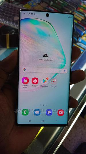 Samsung Galaxy Note 10 5G 256 GB White   Mobile Phones for sale in Central Region, Kampala