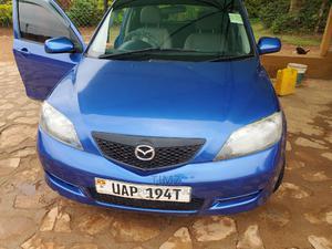 Mazda Demio 2003 Blue   Cars for sale in Central Region, Mukono
