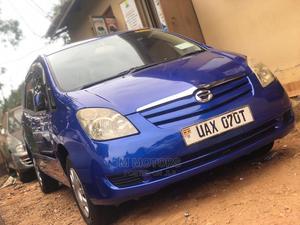 Toyota Corolla Spacio 2002 1.5 X G-Edition Blue   Cars for sale in Central Region, Kampala