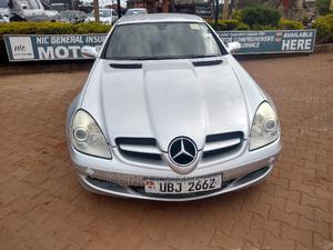 Mercedes-Benz SLK Class 2006 Silver   Cars for sale in Central Region, Kampala
