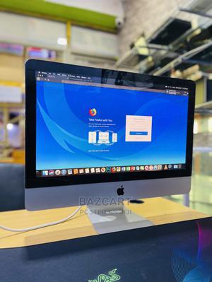 Desktop Computer Apple iMac 4GB Intel Core i3 HDD 500GB | Laptops & Computers for sale in Central Region, Kampala