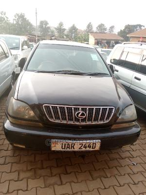 Toyota Harrier 1998 Black | Cars for sale in Central Region, Kampala
