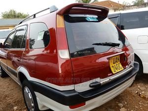 Toyota Carib 1998 Red   Cars for sale in Central Region, Kampala