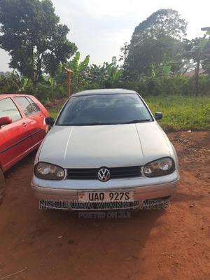 Volkswagen Golf 1998 2.0 Cabriolet Silver | Cars for sale in Central Region, Kampala