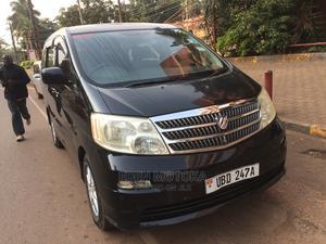 Toyota Alphard 2003 Black | Cars for sale in Central Region, Kampala