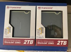 Transcend 2TB External Hard Drive | Computer Hardware for sale in Central Region, Kampala