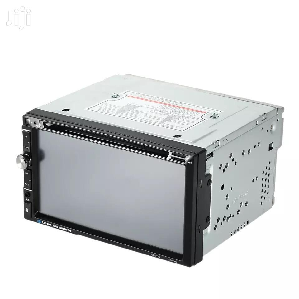 Car DVD Player With Usb And Bluetooth Radios