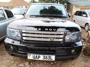 Land Rover Range Rover Sport 2008 TD Black   Cars for sale in Central Region, Kampala