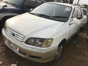 Toyota Ipsum 1999 White   Cars for sale in Central Region, Kampala