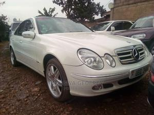 Mercedes-Benz E240 2005 White | Cars for sale in Central Region, Kayunga